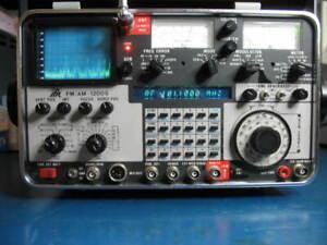 IFR FM/AM-1200S Communications Service Monitor Spectrum Analyzer