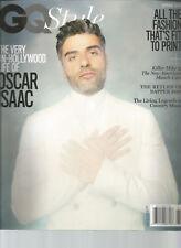 GQ Style Revista Primavera 2018 Oscar Isaac