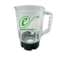 Vaso de cristal Batidora Ufesa BS4798 -NO incluye cuchilla ni tapa- 00700470