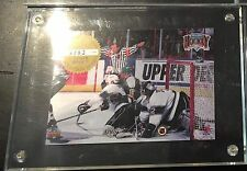 1991-1992 UPPER DECK LIMITED EDITION CARD #5763 OF 7,000 L.A. KINGS w/ GRETZKY