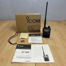 Icom IC-R2 Wideband Communications Receiver
