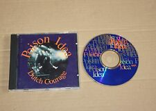 Poison Idea - Dutch Courage, Live CD Album U.S.A. 1993 (51151-2) Punk Vg/Ex-