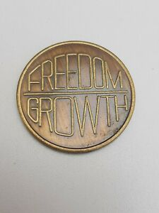 Freedom Growth Excellent Condition  Coins token United States Of America