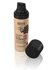 Lavera Trend Natural Liquid Foundation - Ivory Nude 02- 30ml Organic / Vegan