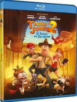 Tadeo Jones 2: El Secreto del Rey Midas Blu-ray REGION LIBRE.A-B-C (PRECINTADO)