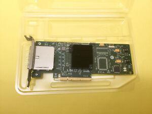 SAS9200-8e Dell/LSI SAS 9200-8e 8-Port ext 6Gb/s DUAL PORT SAS+SATA to PCI HBA