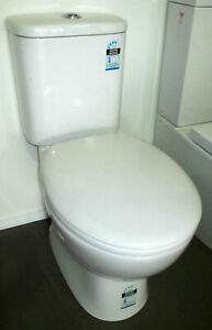 Rina Toilet P Trap High Quality Full Ceramic Design Soft Close Detachable Lid