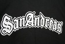 Vintage San Andreas Grand Theft Auto Video Game Promo T-Shirt NOS Unused Sz LG