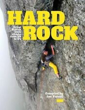 Hard Rock Great British rock climbs from VS to E4 by Ian Parnell 9781912560295