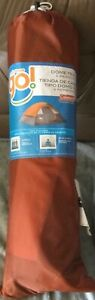 Coleman Go Dome Tent 3 Person Tent.     Brand New    Free Shipping