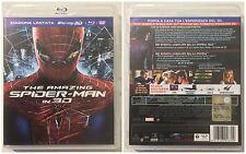 BLU RAY - The Amazing Spider-Man in 3D Edizione Limitata