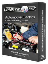 AUTOMOTIVE AUTO ELECTRICITY CAR MECHANICS TRAINING COURSE PROGRAM