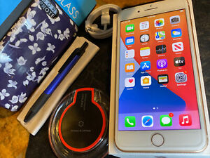 Apple iPhone 8 Plus (64gb) Verizon World-Unlocked (A1897) Gold: MiNT {iOS14}83%
