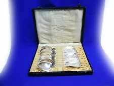 11 Norway 830 Silver Forks + 12 Spoons in the Dovre Pattern Th. Marthinsen