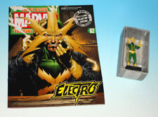 Electro Statue Marvel Classic Collection Die-Cast Figurine Spider-Man New #62