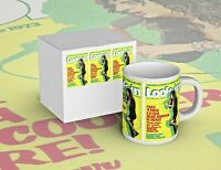 Striking 70's Alice Cooper Look-In Mug - New in picture Box - Free P+P