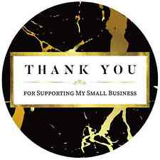 Thank You For Supporting My Small Business Sticker Labels 15 Round 400 Pcs