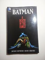 Batman: A Death in the Family Trade Paperback TPB