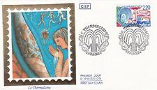 Francia 1988 FDC Termalismo yt 2556