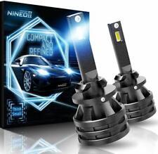 NINEO 880 893 899 LED Fog light Bulbs Headlight Conversion KIT 10000LM 60W 6500K