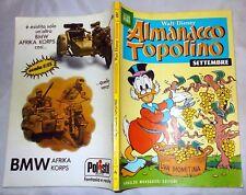 ALMANACCO TOPOLINO n. 237 edizioni Mondadori del 1976 ottimo