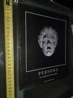 GG LIBRO: PERSONA LA MASCHERA NEL TEATRO ANTICO – DE LUCA EDIZIONI D'ARTE – 1990