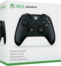 XBOX One CONTROLLER WIRELESS BLACK auch für Windows NEU