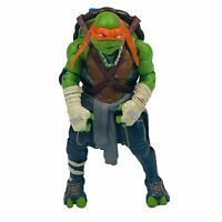 2014 Teenage Mutant Ninja Turtles (TMNT) MICHAELANGELO PLAYMATES ACTION FIGURE