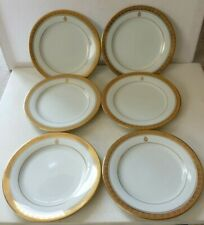 More details for noritake pottery japan royal australian air force squadron side plates x 6