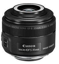 Canon Monofocal Macro Lens Ef-S35Mm F2.8 Macro Is Stm Aps-C Corresponding