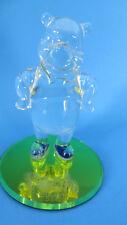 Disney Arribas Brothers Winnie the Pooh Standing Crystal Figurine