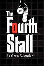 THE FOURTH STALL by Chris Rylander FREE SHIPPING paperback children's book humor