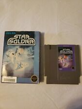 STAR SOLDIER Nintendo NES *With Box* Authentic! ~Look~ FREE Shipping!!