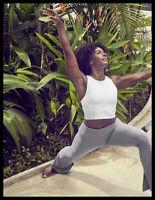 Athleta NWT Women's Shanti Long Line Tank Size Small Color White