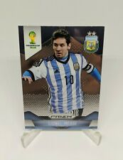 2014 PANINI PRIZM WORLD CUP LIONEL MESSI FIRST PRIZM CARD #12 ARGENTINA
