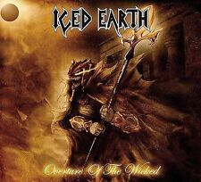 Overture of the Wicked [EP] [Digipak] by Iced Earth (CD, Jun-2007, SPV)