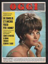 OGGI 23/1966 BICI DUEMILA ALITALIA CHAMBERLAIN MOTTA ZILIOLI ALTIG SANDRELLI