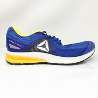 Reebok Mens Harmony Road 3 CN6868 Blue Running Shoes Lace Up Low Top Size 11
