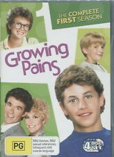 GROWING PAINS - Alan Thicke, Joanna Kerns, Kirk Cameron - SEASON ONE - 4 DVD's