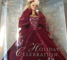 Holiday Celebration Barbie - Special Edition - 2002 - New In Box