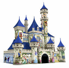 Ravensburger 3D Disney Castle - 216pc Jigsaw Puzzle