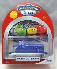 Learning Curve Die Cast Vehicle : Chuggington HARRISON HARRY (LC54011)