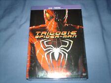 Trilogie Spider-Man (Tobey Mcguire) Coffret 3 DVD Edition française