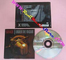CD GRADE Under the radar 1999 VICTORY RECORDS NO109 CANADA no mc lp (CS54)