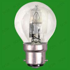 24x 42W =55W Halogène à variation Transparent Rond Golf Économie d'Énergie