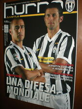 Hurrà Juventus.FABIO CANNAVARO & FABIO GROSSO,ROBERTO CAMMARELLE,ANGELO DI LIVIO
