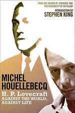H.P. Lovecraft: Contre le monde, contre la vie de Michel Houellebecq (LIVRE DE POCHE