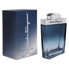 Subtil by Salvatore Ferragamo 3.3 / 3.4 oz EDT Cologne for Men New In Box