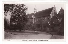 BISHOPS STORTFORD - Hockerill Training College - Kingsway - c1900s era postcard