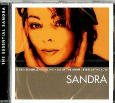SANDRA - THE ESSENTIAL -  CD NUOVO SIGILLATO